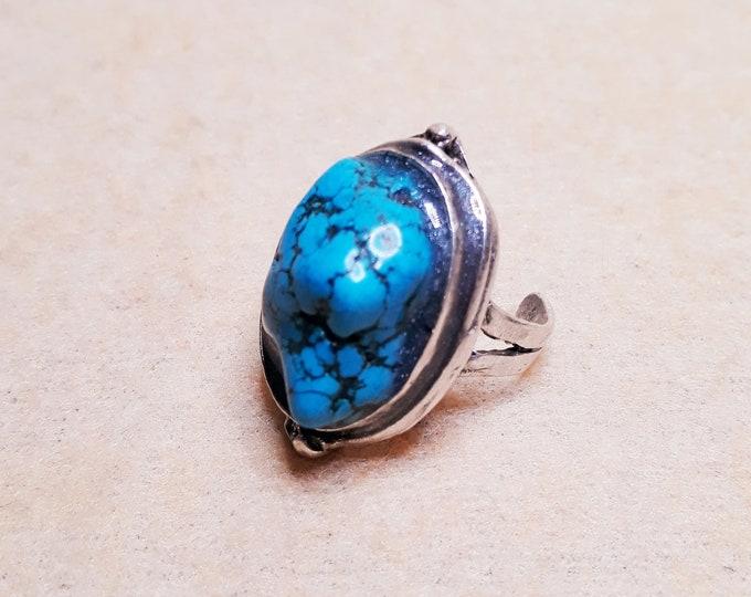 Turquoise Saa Orgone Ring