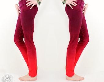 c82ae6b70 Red leggings