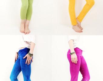 PLUS SIZE Yoga Pants - Custom Pants - Yoga Pants, Plus Size Pants, Plus Size Athleticwear, Plus Size Athletic Pants, Plus Size Yoga