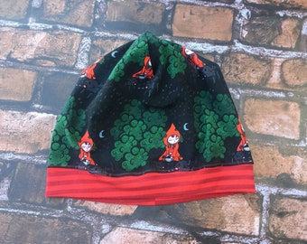 Red Riding Hood Slouchy Beanie