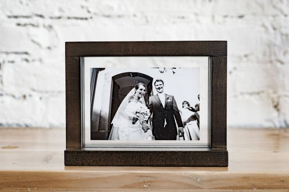 Horizontal Rustic Vintage Unity Wedding Sand Ceremony Photo   Etsy
