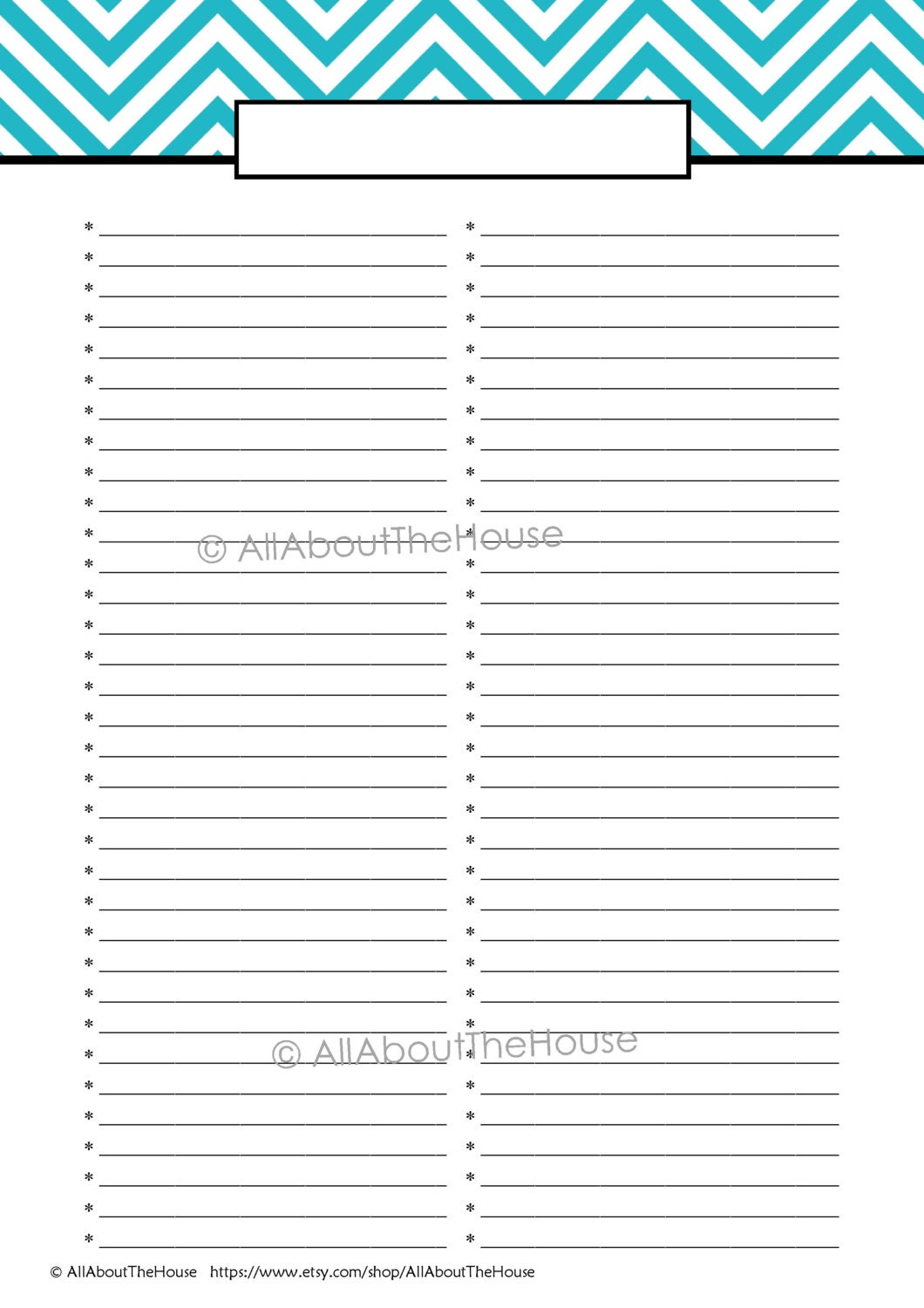 editable printable to do list printable shopping list | etsy