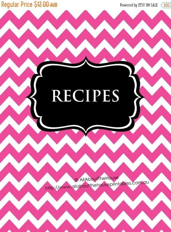 on sale editable recipe binder printables recipe sheet recipe etsy