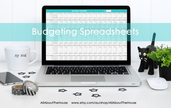 Personal budgeting excel spreadsheets income expenses