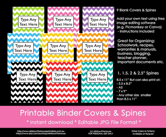 photograph relating to Printable Dividers for Binders identified as Planner Include, binder divider, planner include, rainbow, letter dimension, 50 % Sizing, A5, chevron, Printable, rainbow, content planner, erin condren