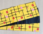 Yellow black Edo Japanese...