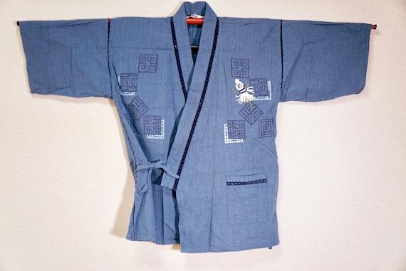 Jinbei Kimono Set MINT, Edo firefighter style sepa