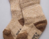 Mongolian Children 70% Cashmere Socks Handmade Sheep Wool