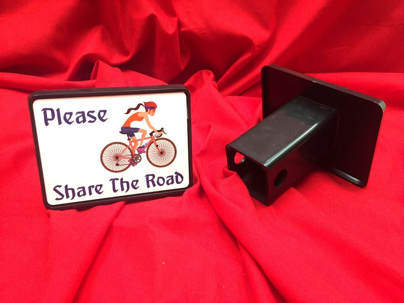 Personalized Trailer Hitch Cover Car Accessories Custom image 0