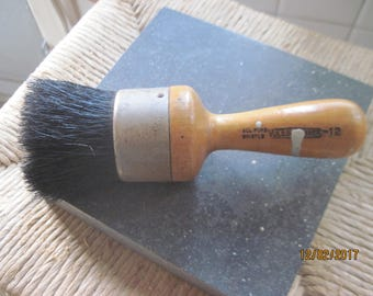 Vintage bristle brush