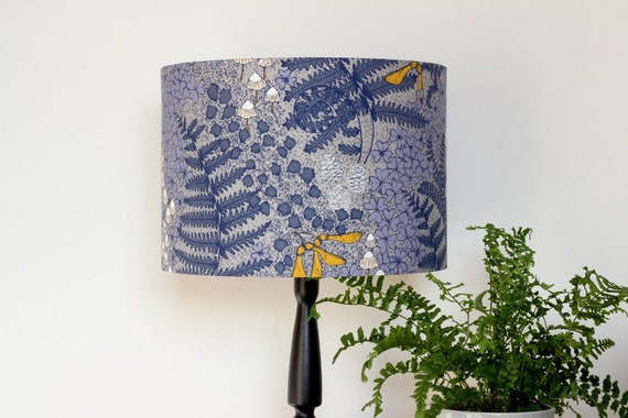 Forest Floor lampshade