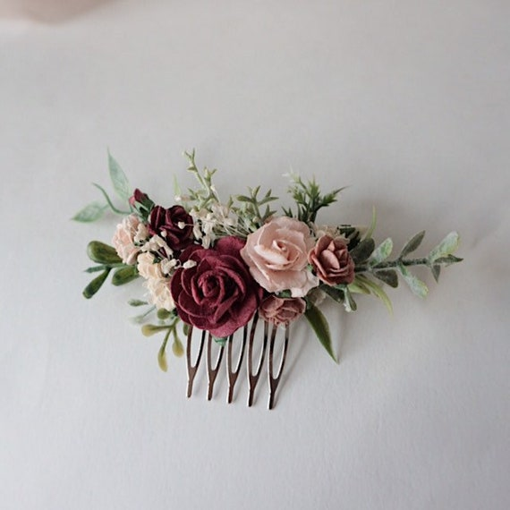 Wedding hair piece, Bridesmaids hair pieces