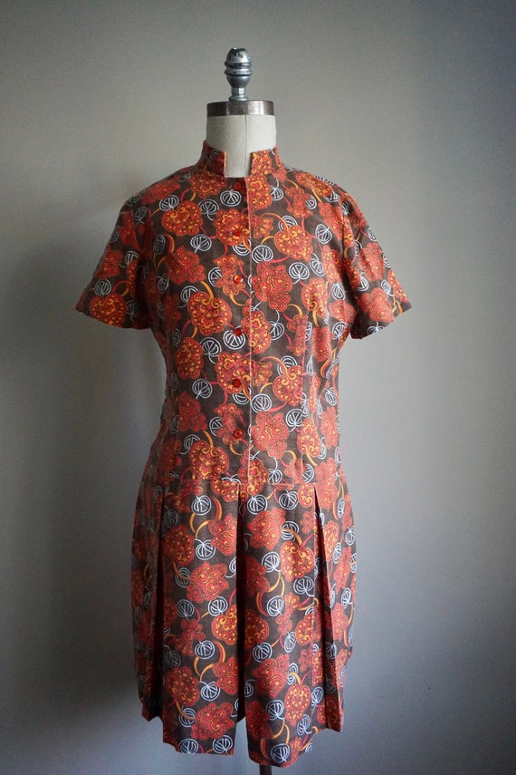 1960s Handmade Playsuit