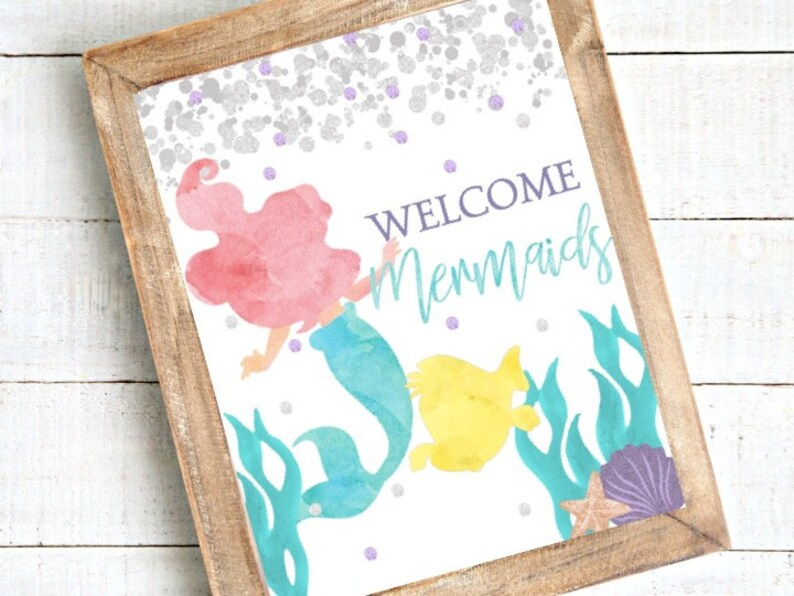 Morgan the Mermaids Welcome Home Party