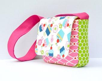 Kids Bag, Little Girls Purse, Toddler Purse, Gift for Toddler, Small Messenger Bag, Toddler Messenger Bag, Little Kids Purse, Childs Purse