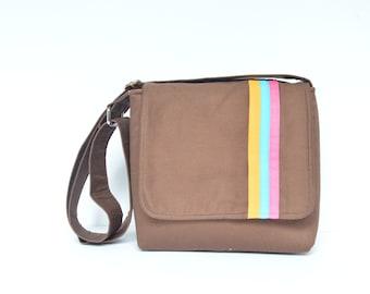 3422961a830 Kids Messenger Bag, Small Crossbody Bag, Retro Inspired