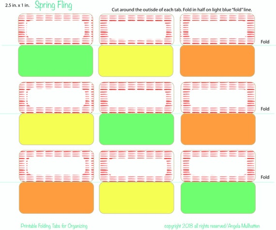 picture regarding Printable Tabs called Tabs for scheduling, College company, Company small business, initial watercolor artwork printable tabs, quick obtain printable