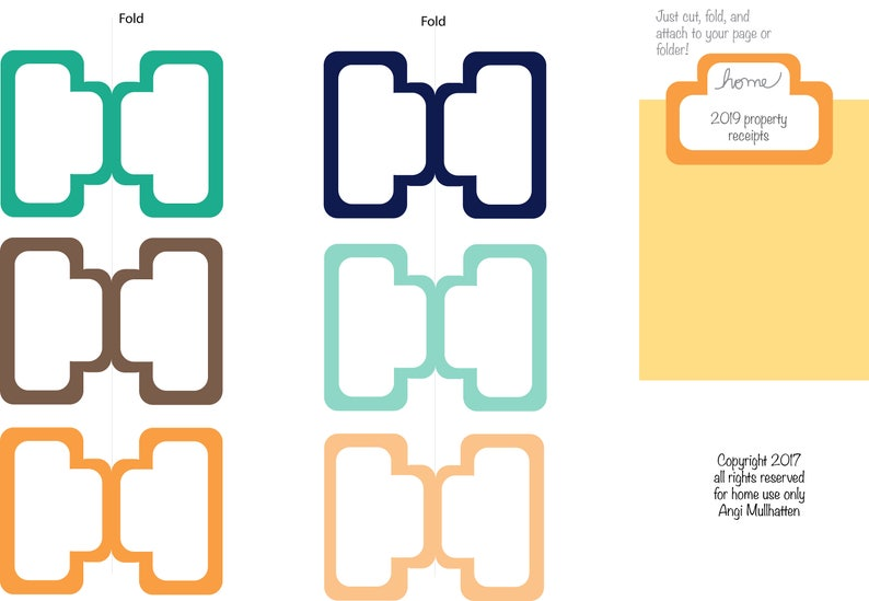 image relating to Printable Tabs identify Printable Tabs for scheduling, magazine tabs, faculty company, coloured printable tabs, immediate down load printable tabs, coloured tabs