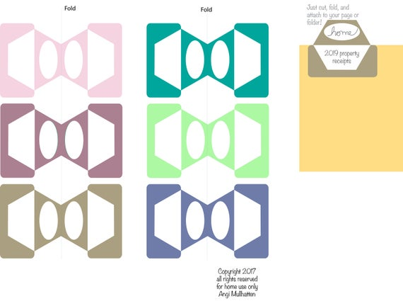 graphic about Printable Tabs named Offer (5 printable web pages) of tabs for arranging, magazine tabs, faculty business, coloured printable tabs, prompt printable tabs