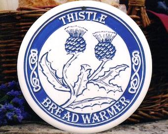 Thistle Porcelain Bread Warmer