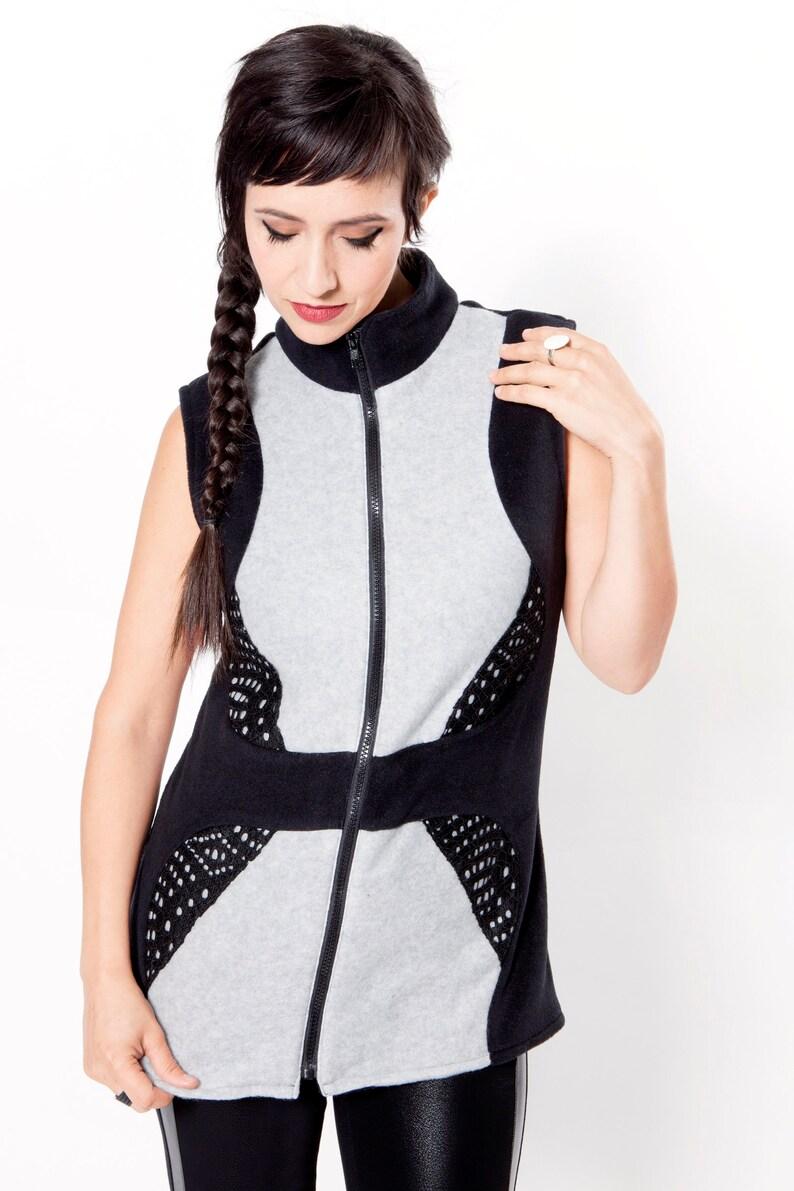 Polar Libayo black and grey chic and comfortable