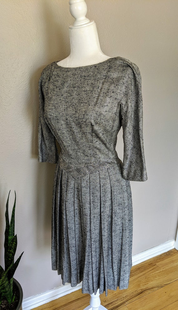 1950's Saks Fifth Avenue Dress