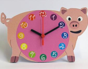 Clock | Piggy