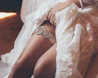 garter set for wedding