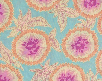 Temple Flowers by Amy Butler for Free Spirit, last half yard