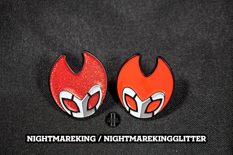 The Grimm Troupe Soft Enamel Pins Hollow Knight