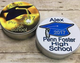 Graduation Keepsake Box/ Personalized Graduation Gift/ Graduation Keepsake Gifts/ High School Graduation/ College Graduation/ Gift Card Box