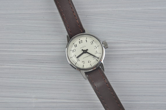 Ruhla Watch, Ruhla Vintage Watch, Ruhla Watch Wome