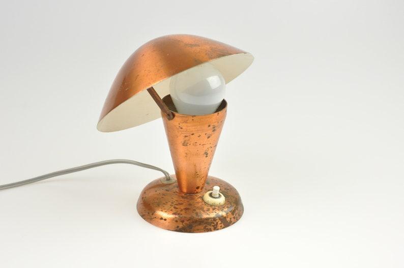 Champignon BauhausLumière BureauTableChevetChampignon Lampe De Éclairage 7byY6gfv