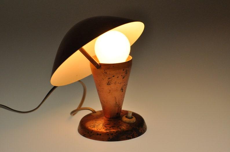 BauhausLumière Lampe Éclairage Champignon De BureauTableChevetChampignon 0mwv8nN