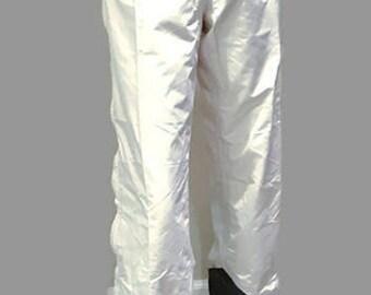 3e86f96251e0 ON SALE Vintage Powderline White Shell Pants   GORE-Tex   Waterproof   Hike  Snow Ski Outdoor Pants   Women s M L