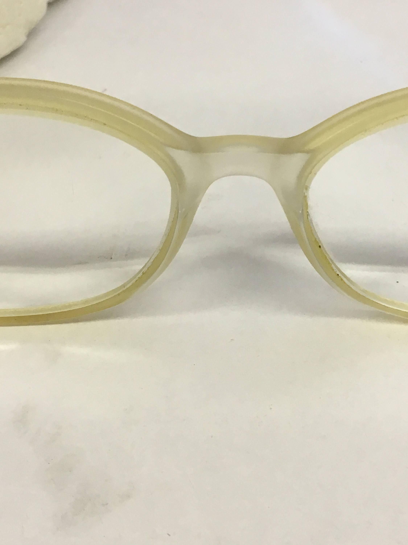 Vintage 80s Laura Biagotti gafas / gafas de gran tamaño de los