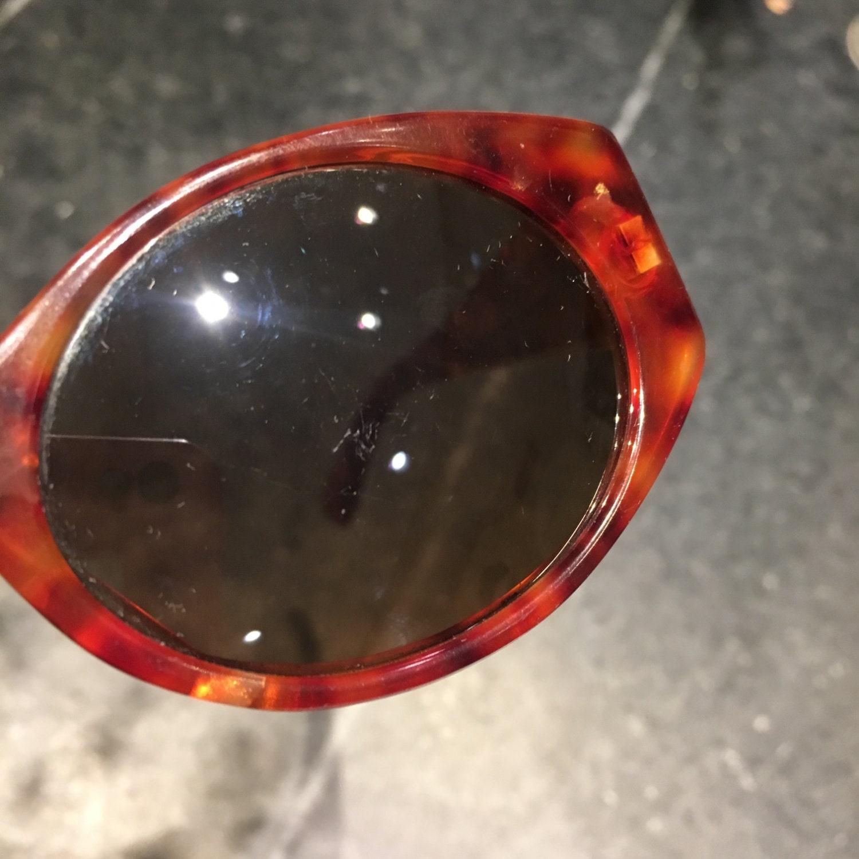 Vintage 90s Tortoise Shell Sunglasses