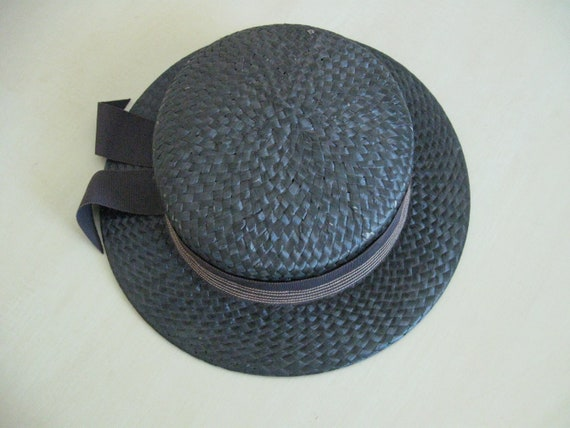 Child's Straw Hat - Perfect for Summer - image 2