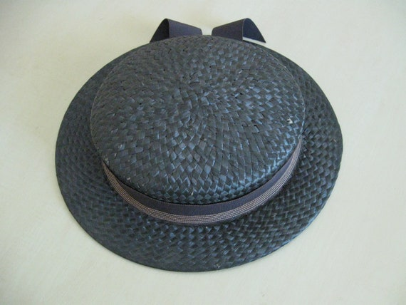 Child's Straw Hat - Perfect for Summer - image 3
