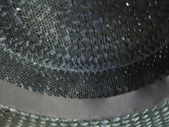 Child's Straw Hat - Perfect for Summer - image 8
