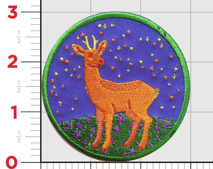PRE-ORDER: Pride Deer Patch