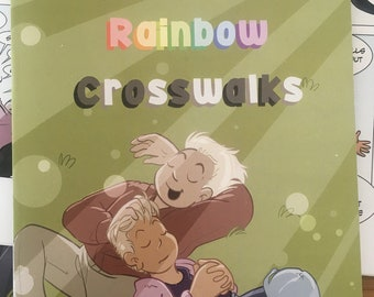 Rainbow Crosswalks (2020) - Comics by Sophie Labelle