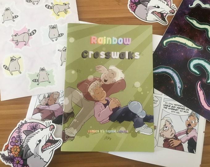 Rainbow Crosswalks - Launching Pack!
