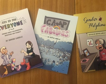 Sophie's End of the Year Comic Book Package 2019!