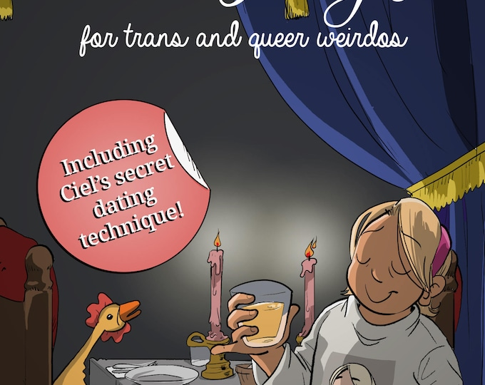 Dating Tips for Trans and Queer Weirdos - Assigned Male Comics