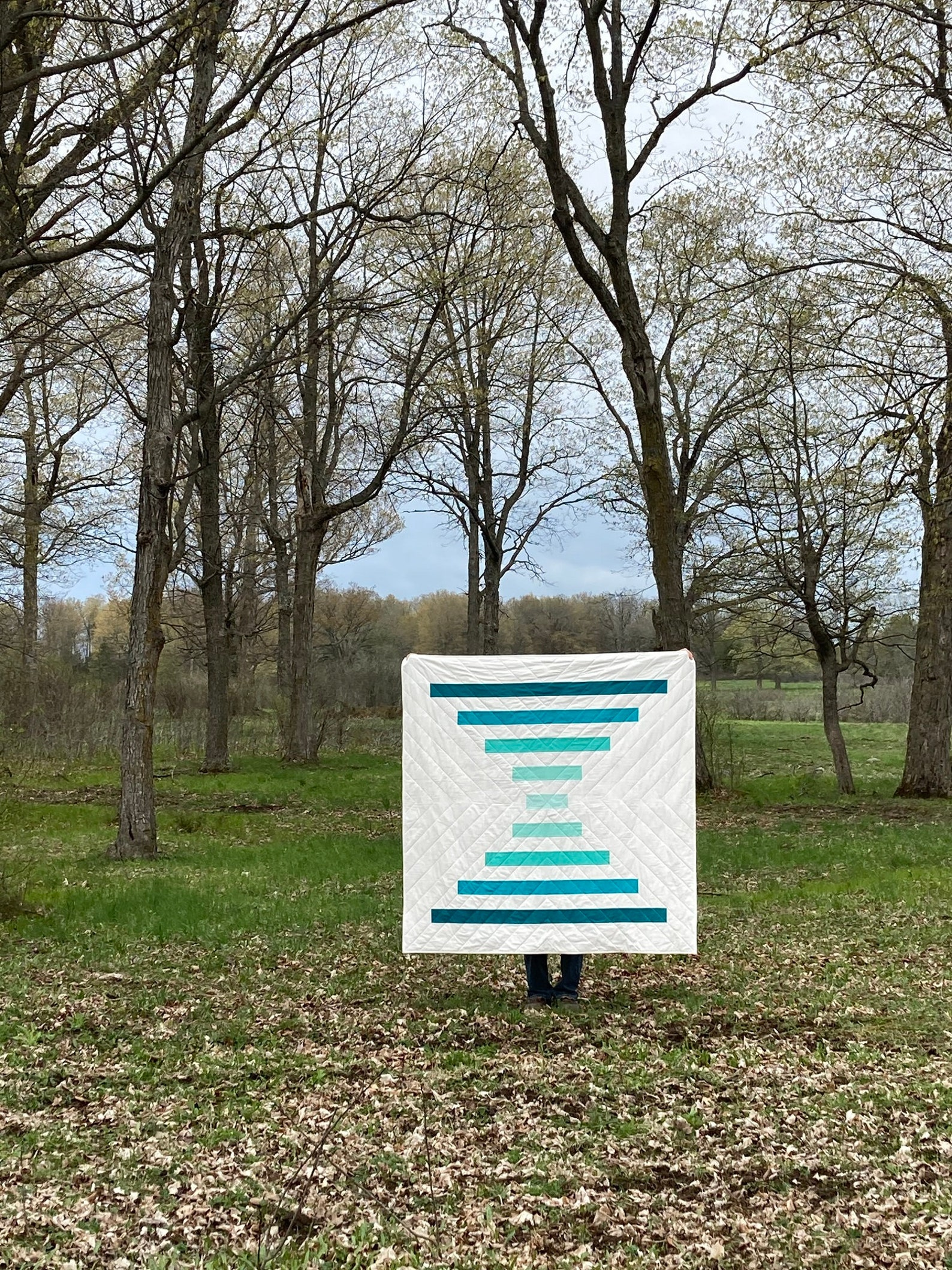raise the bar modern quilt pattern bold geometric throw  etsy