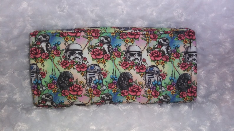 star wars wallet Necessary Clutch Wallet womans wallet clutch wallet purse floral wars ncw wallet floral wars wallet