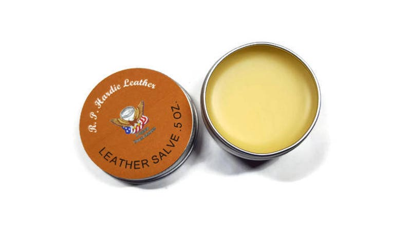 Leather Conditioner Waterproofer Leather Balm Leather Wax image 0