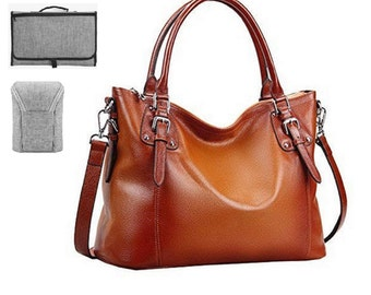Leather Diaper Bag, Diaper Bag, Diaper Bag Girl, Diaper Bag Boy, Nappy Bag, Baby Bag