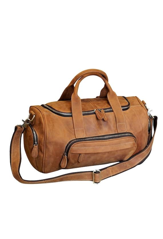 chaussures de sport c7de6 7c872 Sac Voyage Cuir, Leather Duffle Bag, Leather Weekender Bag, Leather Duffle,  Leather Overnighter, Large Duffel Bag, Leather Duffle Bag
